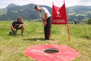 10. Golf Festival Kitzbühel - Streif Attack