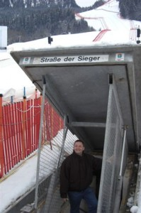 Hahnenkammrennen Backstage Days - Straße der Sieger - Golf & Ski Hotel Rasmushof - Hotel Kitzbühel