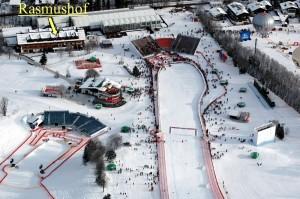 Hahnenkammrennen Kitzbühel - Signe Reis - Hotel Rasmushof Kitzbühel