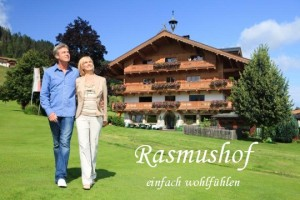 Golf & Ski Hotel Rasmushof - Hotel Kitzbühel
