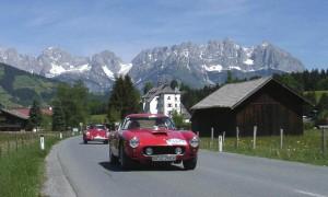 Alpenrallye Kitzbühel 2011 - Golf & Ski Hotel Rasmushof - Hotel Kitzbühel