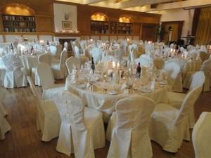 Hochzeit feiern am Golf & Ski Hotel Rasmushof - Veranstaltungssaal Kitzbühel