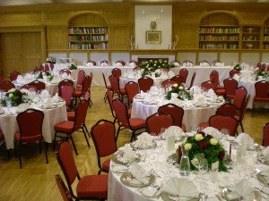 Hochzeit am Golf & Ski Hotel Rasmushof in Kitzbühel - Saal für diverse Veranstaltungen in Kitzbühel - Hotel Kitzbühel