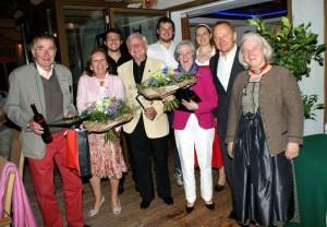 Golf & Ski Hotel Rasmushof - Stammgästeehrung 2011
