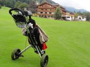 Golf am Rasmushof Kitzbühel