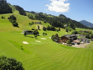 Golf am Rasmushof in Kitzbühel