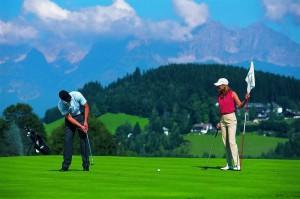 Golfurlaub in Tirol in Kitzbühel