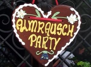 Almrauschparty - Rasmushof Kitzbühel 2012