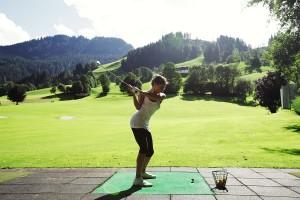Golfkurs am Rasmushof Kitzbühel Tirol