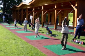 Kindergolf am Rasmushof in Kitzbühel Tirol