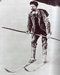 Franz Reisch - Skisport Kitzbühel - Rasmushof Kitzbühel