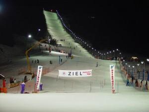 Hahnenkamm Warm Up - FIS Nachtslalom Westendorf