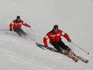 Rote Teufel - Skischule Kitzbühel
