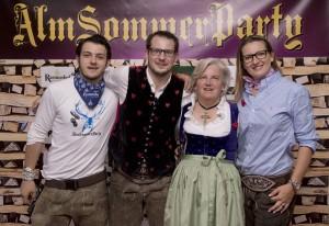 Familie Reisch - AlmSommerParty Rasmushof