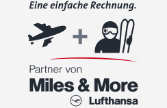 Miles & More im weltbesten Skigebiet Kitzbühel - Hotel Rasmushoff