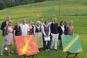 Hahnenkamm Golf & Kunst & Wein - Rasmushof Kitzbühel