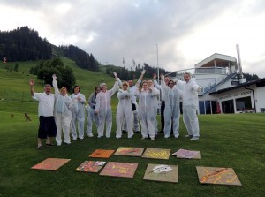 Ziel - Golf & Kunst & Wein - Rasmushof Kitzbühel