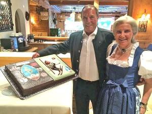 Rudi Sailer 70. Geburtstag - Rasmushof Kitzbühel